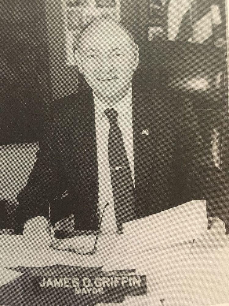 Buffalo mayoral election, 1989