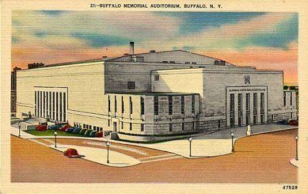 Buffalo Memorial Auditorium Scotty Moore The quotAudquot Buffalo Memorial Auditorium