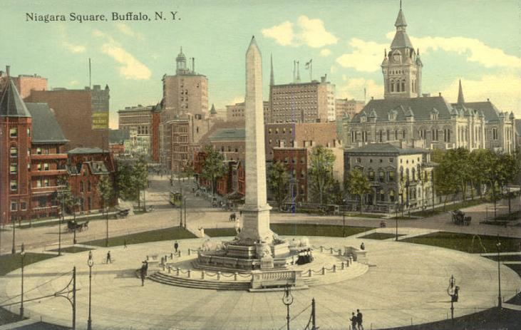 Buffalo, New York in the past, History of Buffalo, New York