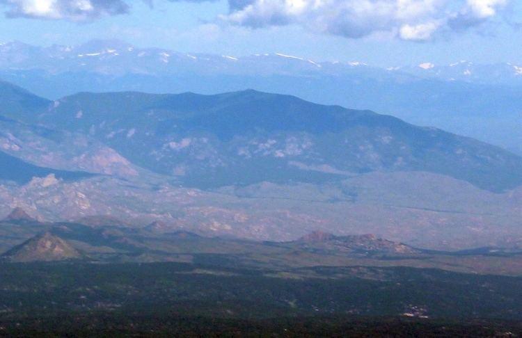Buffalo Peak