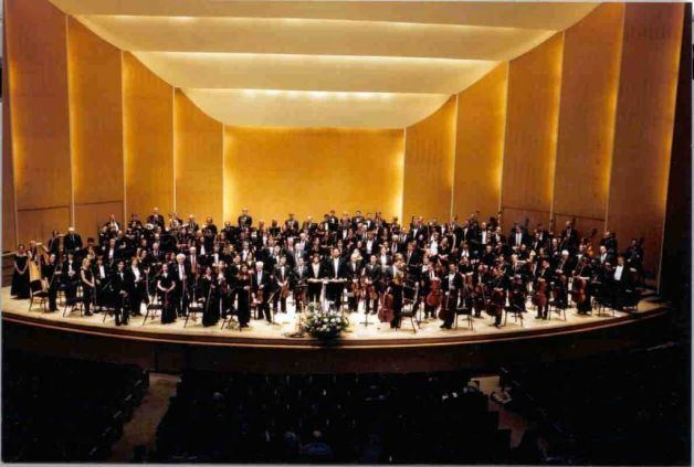 Buffalo Philharmonic Orchestra Edge of the Center The Buffalo Philharmonic Orchestra finish off