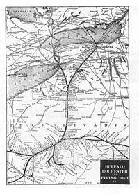 Buffalo, Rochester and Pittsburgh Railway Buffalo Rochester and Pittsburgh Railway Wikipedia