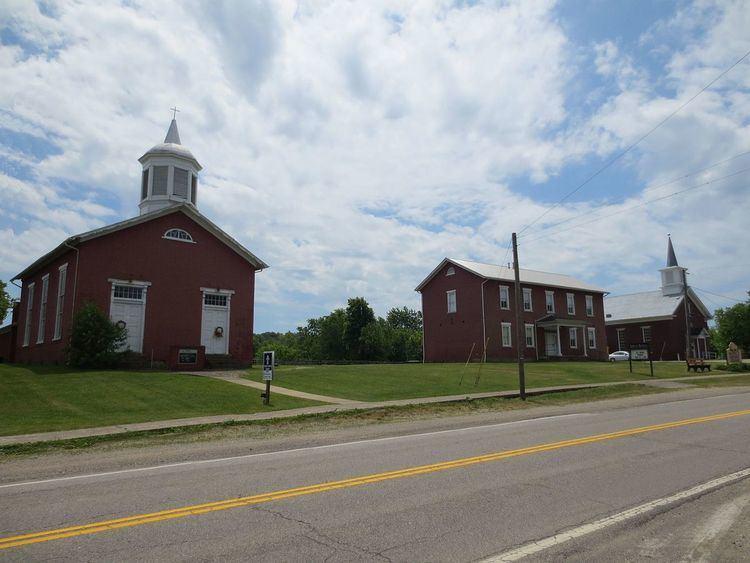 Buffalo Town Square Historic District