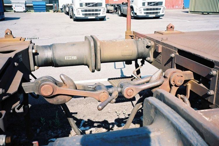 Buffers and chain coupler