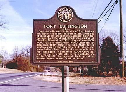 Buffington, Georgia