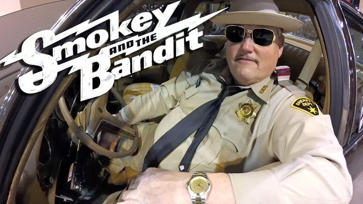 Buford T. Justice Smokey amp The Bandit WAX Figure Buford T Justice YouTube