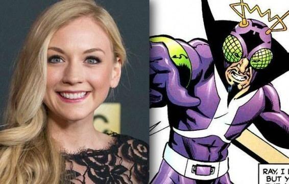 Bug-Eyed Bandit Emily Kinney Joins The Flash As Atom Villain BugEyed Bandit