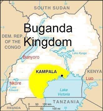 Buganda History of Buganda Buganda Royal Family