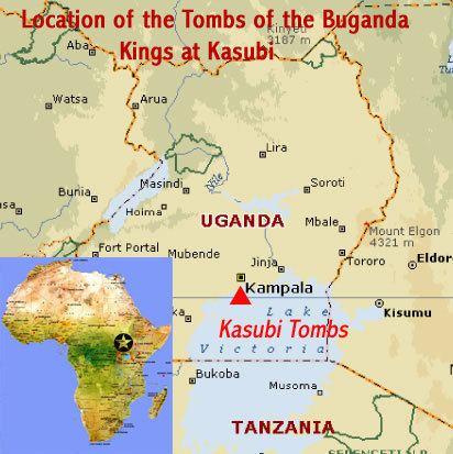 Buganda Tombs of Buganda Kings at Kasubi Uganda African World Heritage Sites