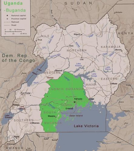 Buganda Buganda c late 14th centurypresent The Black Past Remembered