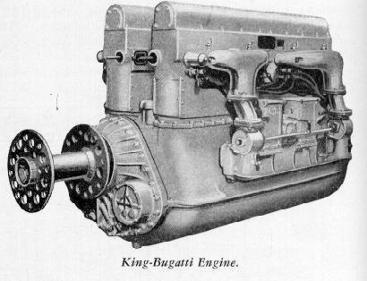 Bugatti U-16