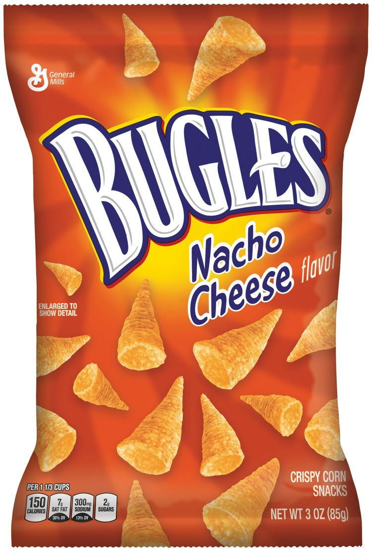 Bugles Bugles Original 6ct General Mills Convenience and Foodservice