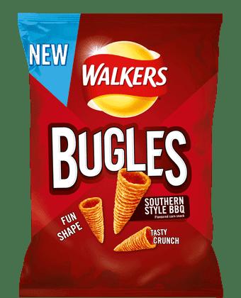 Bugles Walkers Bugles Crisps Walkers UK