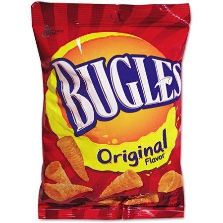 Bugles Bugles Corn Snacks Original 6ct Walmartcom