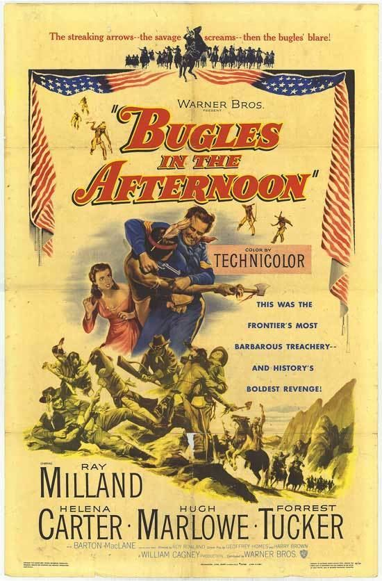 Bugles in the Afternoon Bugles In The Afternoon movie posters at movie poster warehouse