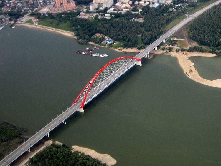 Bugrinsky Bridge