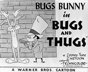 Bugs and Thugs movie poster