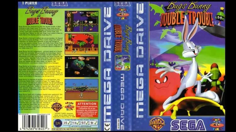 Bugs Bunny in Double Trouble Bugs Bunny in Double Trouble Sega Genesis OST Complete YouTube