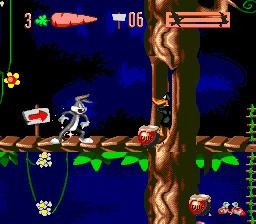 Bugs Bunny in Double Trouble Bugs Bunny in Double Trouble USA ROM lt Genesis ROMs Emuparadise