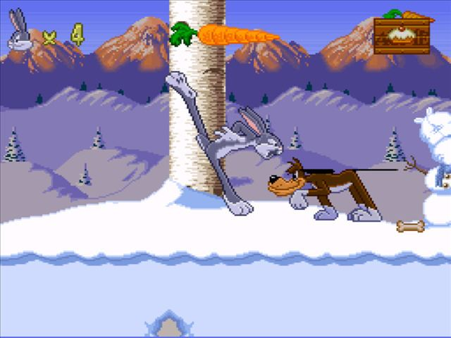 Bugs Bunny Rabbit Rampage Bugs Bunny in Rabbit Rampage Game Download GameFabrique