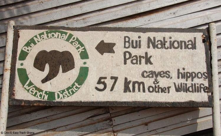 Bui National Park Bui National Park Easy Track Ghana