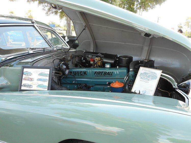 Buick Straight-8 engine
