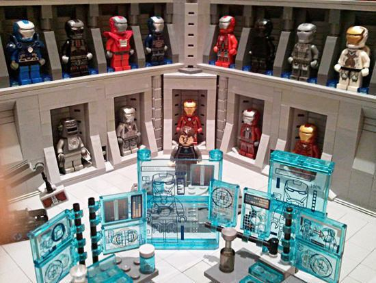 Building a Building movie scenes Here are a few movie scenes that you were reimagined by LEGO master builders Depicted below are two sections one dedicated to the building and sets of