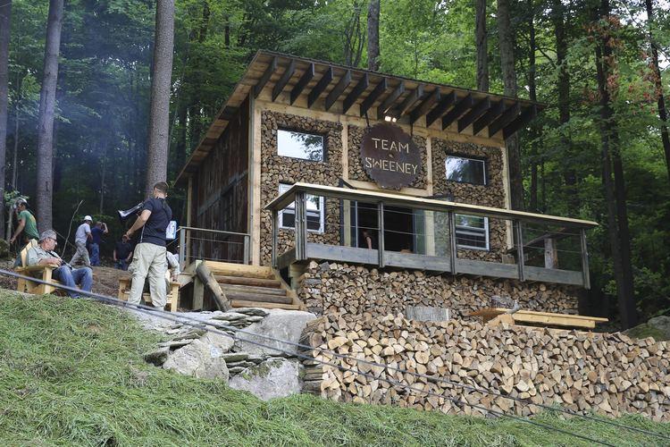 Building Wild Log Jam Building Wild Episode National Geographic Channel