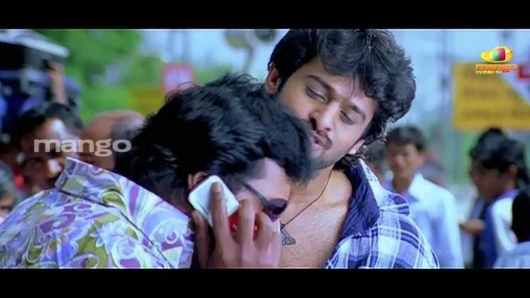 Bujjigadu movie scenes Sunil over action with Prabhas Prabhas Bujjigadu movie comedy scenes prabhas trisha