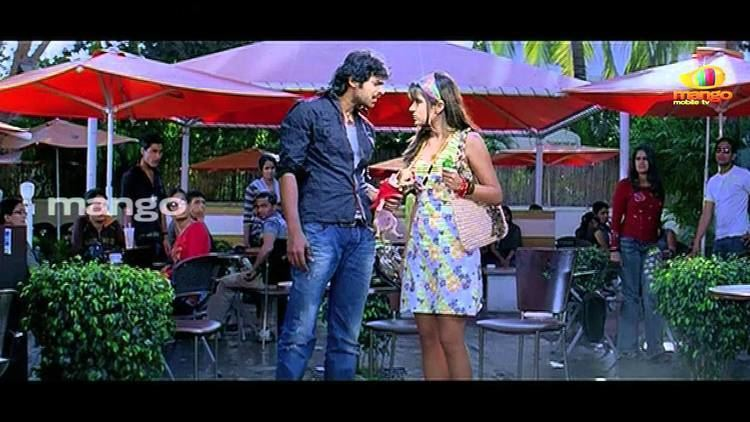 Bujjigadu movie scenes Prabhas Trisha fighting for dog Prabhas Bujjigadu movie comedy scenes