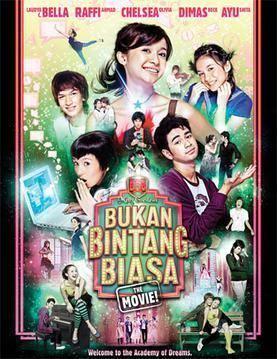 Bukan Bintang Biasa movie poster