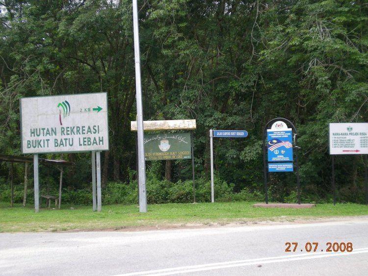 Bukit Batu Lebah Recreational Forest Panoramio Photo of Bukit Batu Lebah Recreation Forest signboard