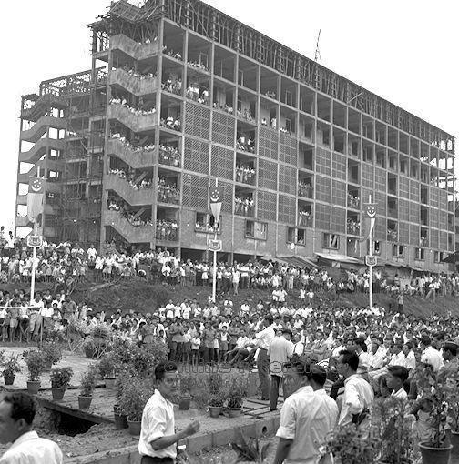 Bukit Ho Swee Fire Blog To Express Jalan Bukit Ho Swee Then and Now
