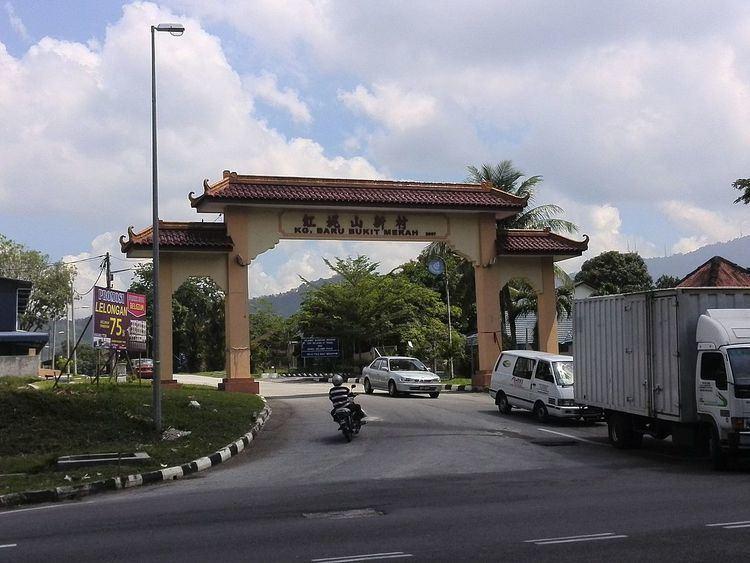 Bukit Merah, Perak