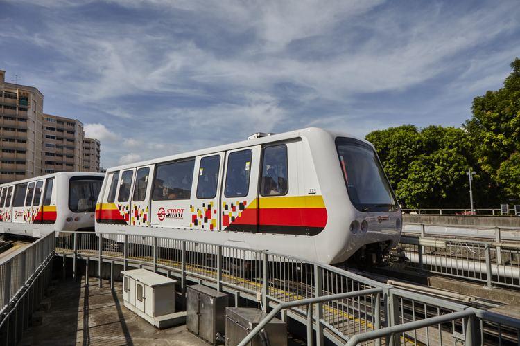 Bukit Panjang LRT Line Service Improvements for Bukit Panjang LRT