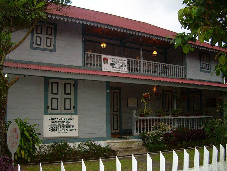 Bukittinggi in the past, History of Bukittinggi