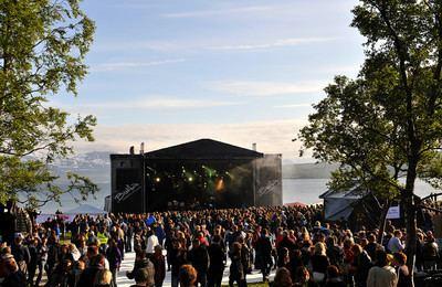 Bukta Tromsø Open Air Festival Festival Fever 15 Minutes