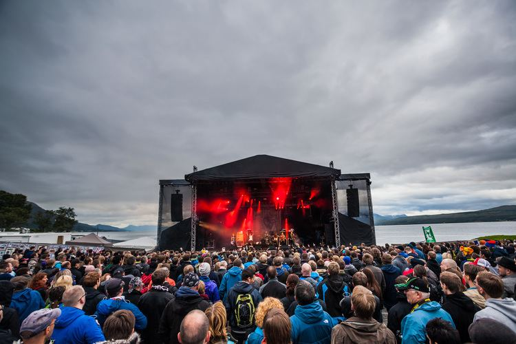 Bukta Tromsø Open Air Festival FileKvelertak Buktajpg Wikimedia Commons