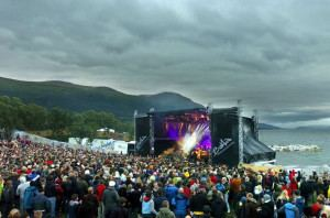 Bukta Tromsø Open Air Festival FULL METAL SERVICE FMS band DIENAMIC confirmed Bukta festival