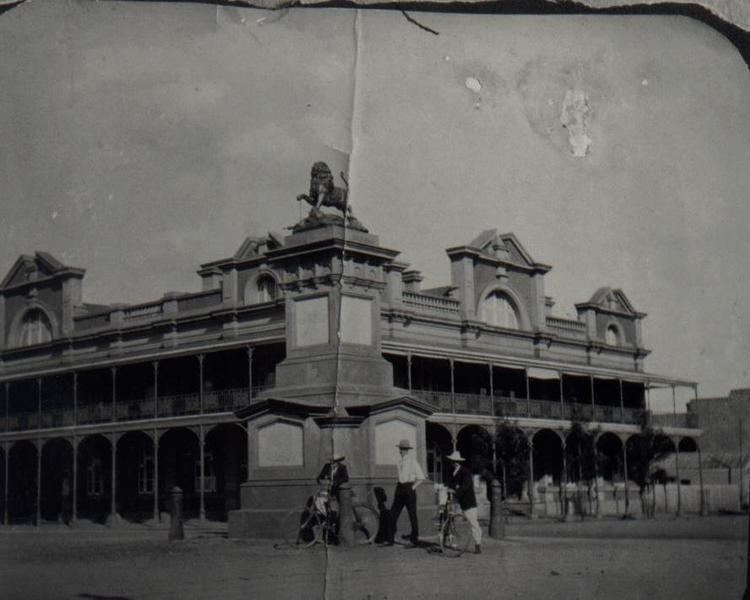 Bulawayo in the past, History of Bulawayo