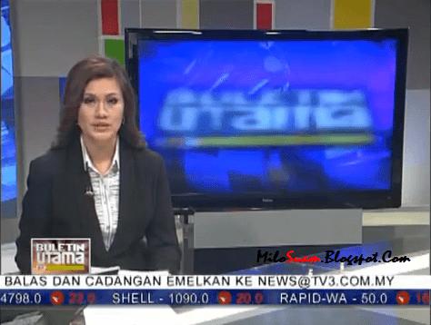Buletin Utama geroboksepatu Elakkan anak anda daripada menonton Buletin Utama TV3
