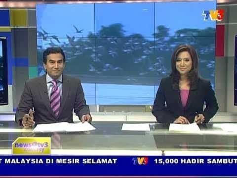 Buletin Utama Burung hijrah di Kapar Energy Ventures KEVBuletin Utama TV3 291