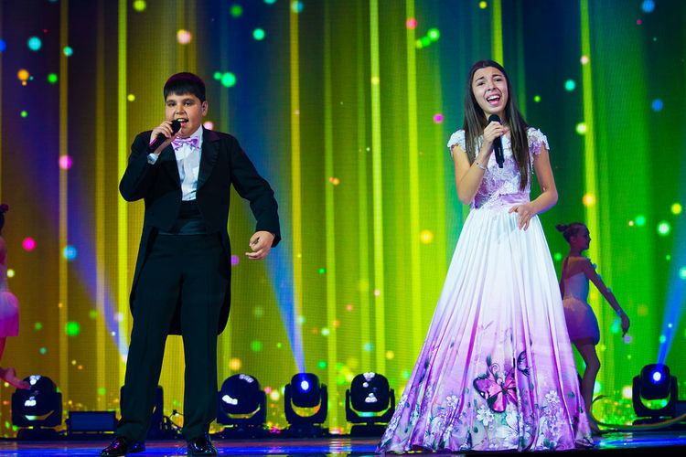 Bulgaria in the Junior Eurovision Song Contest 2015