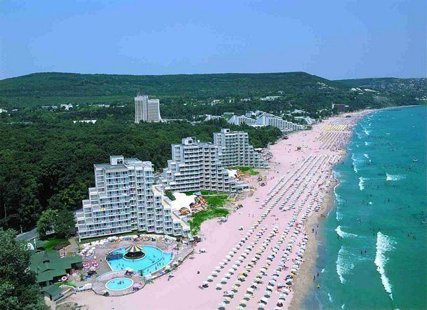 Bulgarian Black Sea Coast Black Sea resorts Bulgaria AlbenaBalchikVarnaRusalks