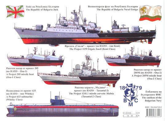 Bulgarian Navy The Bulgarian Navy Chony Chonev