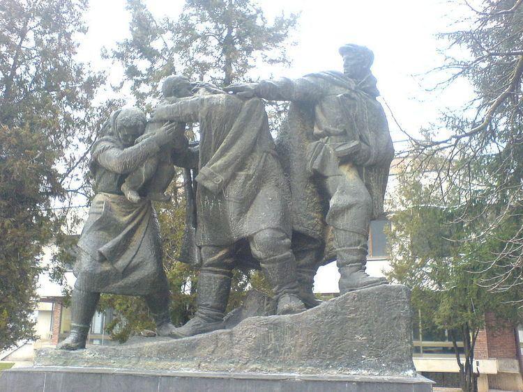 Bulgarian resistance movement during World War II