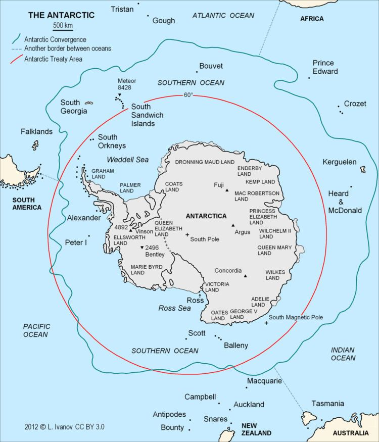 Bulgarian toponyms in Antarctica C