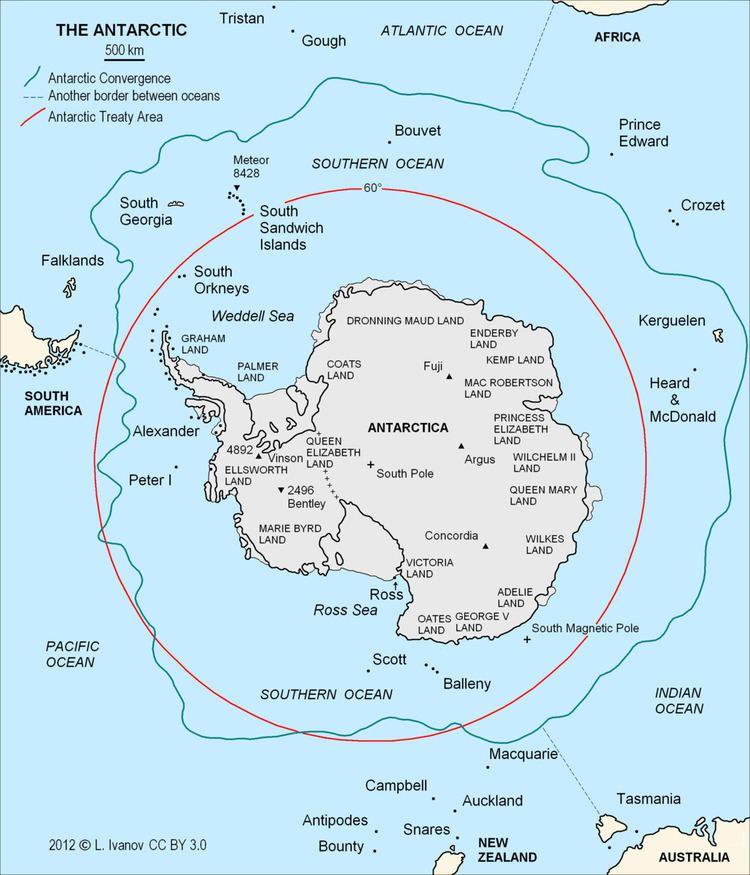 Bulgarian toponyms in Antarctica M