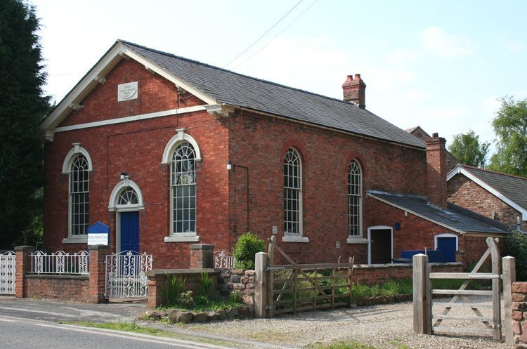 Bulkeley Methodist Church