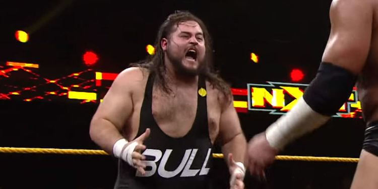 Bull Dempsey NXT Superstar Bull Dempsey leaves the WWE Its been real